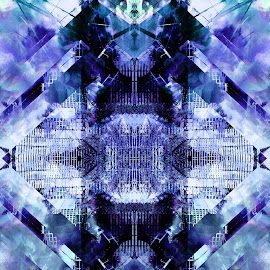 by Austin Lubetkin - Digital Art Abstract