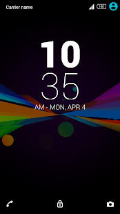 Theme Xperien - Color Graphics - screenshot