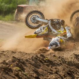 Soil Sample by Josh Rud - Sports & Fitness Motorsports