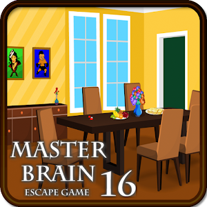 Cover art Master Brain Escape Game 16