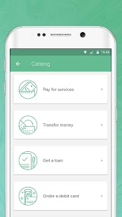 APK App UBANK for iOS