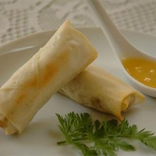 Pork Mince Spring Rolls Recipes