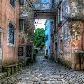 by Siniša Biljan - City,  Street & Park  Street Scenes