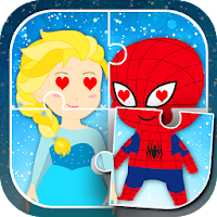 Superhero & Princess Kids Game For PC (Windows And Mac)
