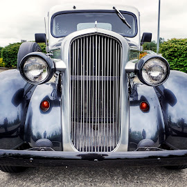 '37 Plymouth  by Todd Reynolds - Transportation Automobiles