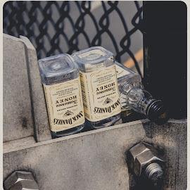 Jack overboard by Melissa Tanguay - Food & Drink Alcohol & Drinks ( boston, bottle, jack daniels )