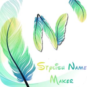 Stylish Name Maker 3D for PC-Windows 7,8,10 and Mac