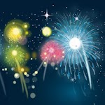 Fireworks(autoplay,tap screen) APK Image