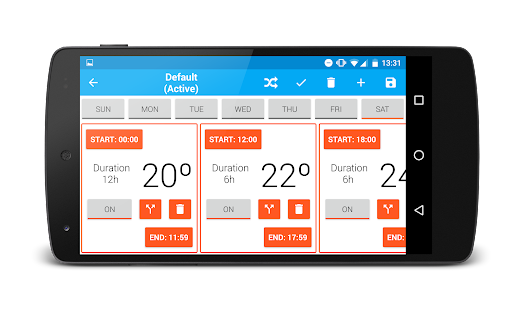 App smart thermostat with arduino yun apk for kindle fire