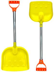 """Набор серии """"Зимние забавы"""", лопатка совковая XL, желтый"""