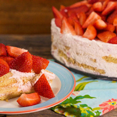 Grant's Strawberry Shortcake Ice Box Cake