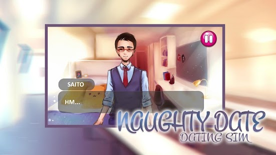 Naughty Date Dating Sim - screenshot