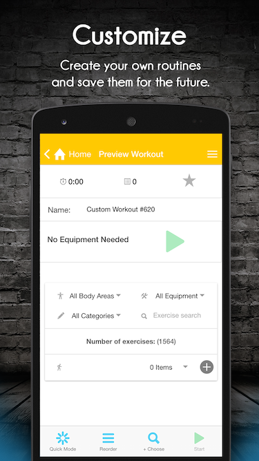 Updown Fitness Workout Trainer Screenshot 3