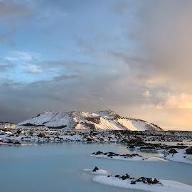 Blue Lagoon by Bjarklind Þór - Instagram & Mobile Instagram ( iceland )