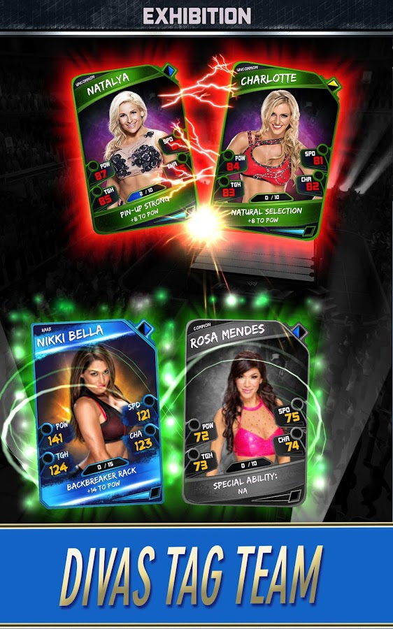 WWE SuperCard Screenshot 13