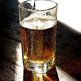 Cold beer in hot summer day :) by Alka Smile - Food & Drink Alcohol & Drinks (  )