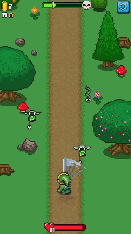 Dash Quest Screenshot 1