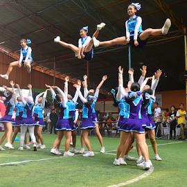 Cheerleader #4 by Asridjaja Apolita - Sports & Fitness Other Sports