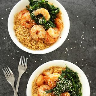 Garlic Sesame Prawns Recipes