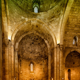 Jerusalem by Stanley P. - Buildings & Architecture Other Interior