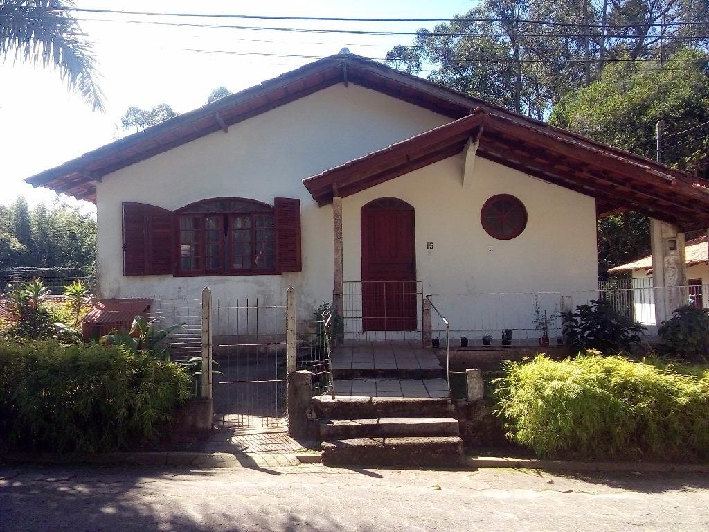 Casa 3 Dorm, Cacupé, Florianópolis (CA0502) - Foto 2