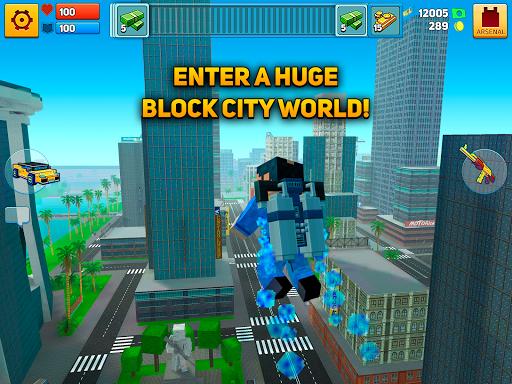 Block City Wars + skins export screenshot 9