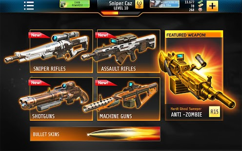 Game Kill Shot Bravo version 2015 APK