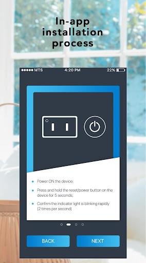 PlusMinus - Smart Home screenshot 4