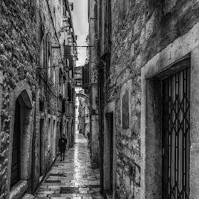 by Bojan Bilas - Black & White Landscapes