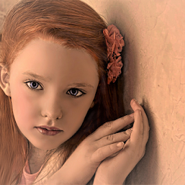 Look Into My Eyes by Cheryl Korotky - Babies & Children Child Portraits