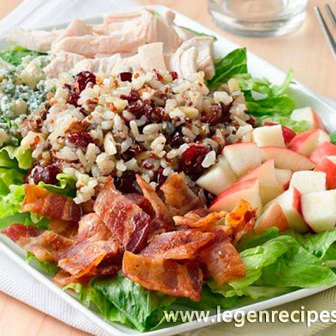 Harvest Grain Chicken Chopped Salad
