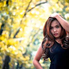 Great Pose by Hery Muhendra - People Portraits of Women