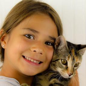 Mew II by Bob Zendejas - Animals - Cats Portraits