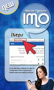 How to Sign in to Imo.Im - screenshot