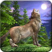 Wild Wolf Attack Adventure 3D APK for Bluestacks