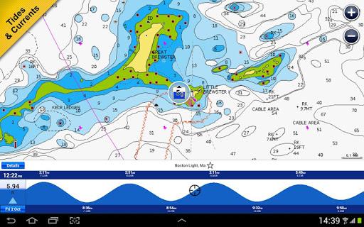 Boating Asia&Africa HD - screenshot