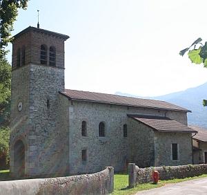 photo de Eglise La Terrasee (St. Aupre)