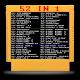 52 IN 1 FC NES