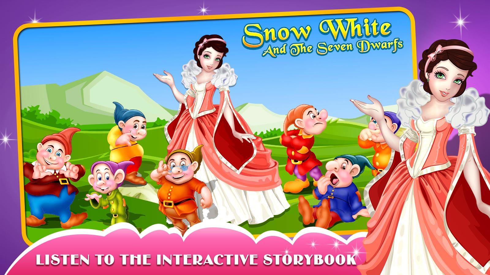 Snow white and the seven dwarfs story  erotic scene