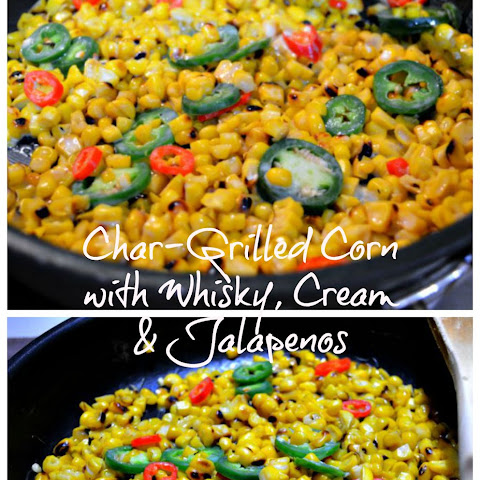Creamed Corn with Whisky