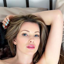 Nicky by Riaan Www.rampix.co.uk - People Portraits of Women ( model, rampix photography, nicky phillips, boudoir, rampix-photography, brunette, @rampix_mk, rampix, photography, #rampix )