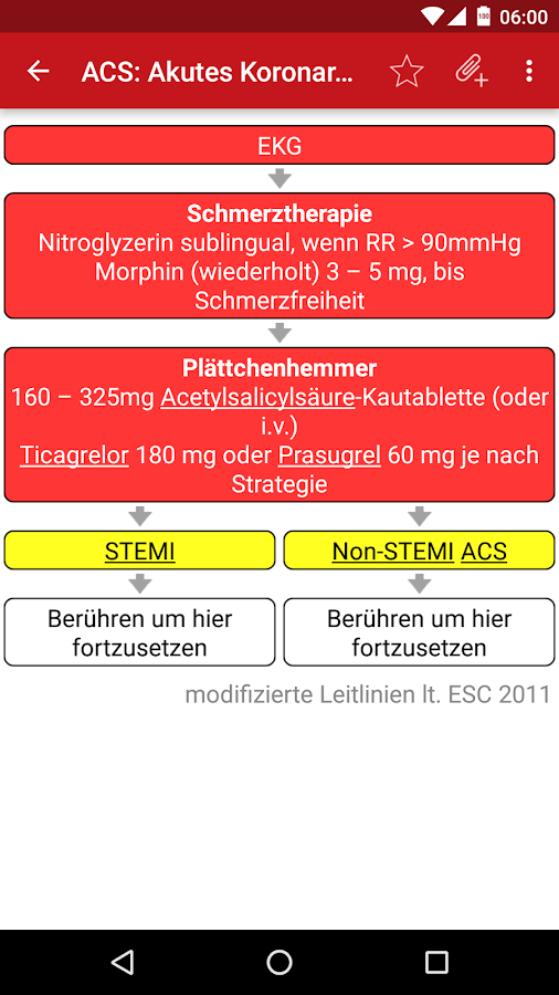 AGN Emergency Booklet Pro Screenshot 6