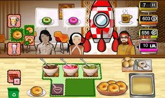 Screenshot of My Donut Days mini Bake Tycoon