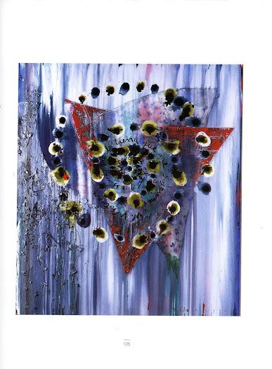 Gira Técnica mixta sobre tela 193 x 172 cm Miami 1998
