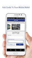 Screenshot of RBC Mobile