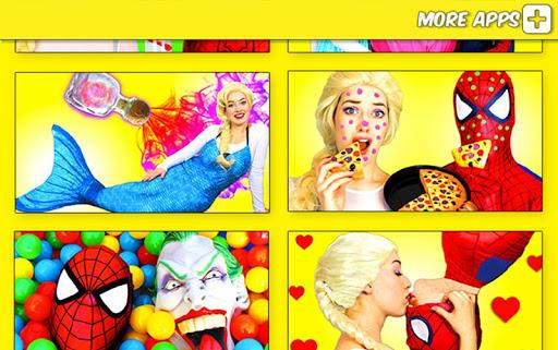 Superhero & Princess Episodes For PC