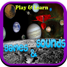 Space Games For Kids: Free
