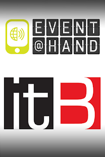 ITB EVENT@HAND - screenshot