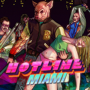 Cover art Hotline Miami