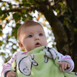 Vilda by Jonas Andreasson - Babies & Children Babies ( love, beautiful, baby girl, summer, baby shoot, vilda )